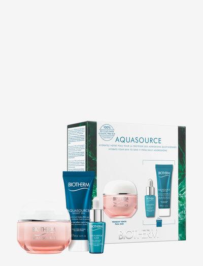 Aquasource Cream Set OS - kroppsvårdsset - clear
