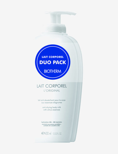 Lait Corporel Body Lotion 400ml Duo Pack - body lotion - no color