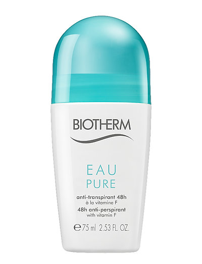 Biotherm Eau Pure Deo Roll On 75 ml - CLEAR