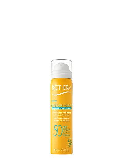 Eau Solaire Hydratante SPF50 Mist 75 ml - CLEAR