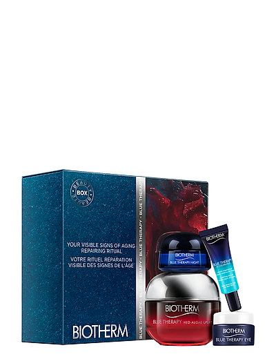Blue Therapy Red Algae Set - CLEAR