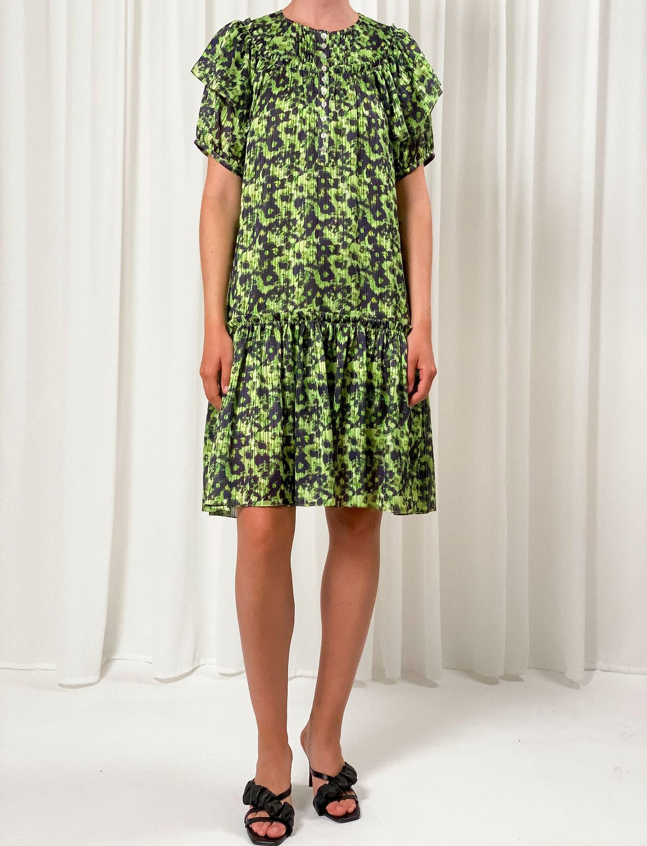 Birgitte Herskind - Carlson Dress - sommerkjoler - camouflage - 0