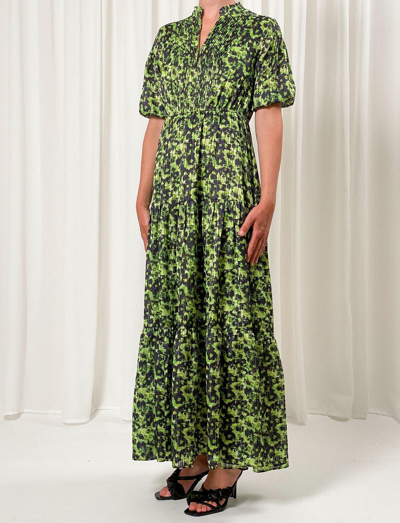 Birgitte Herskind - Bella Dress - maxikjoler - camouflage - 0