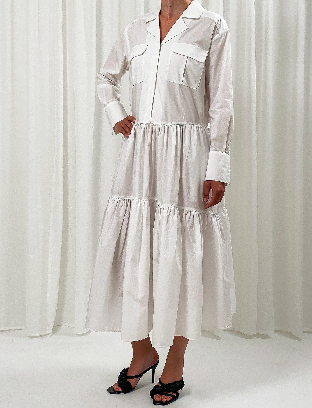 Birgitte Herskind - Trine Dress - sommerkjoler - white - 0