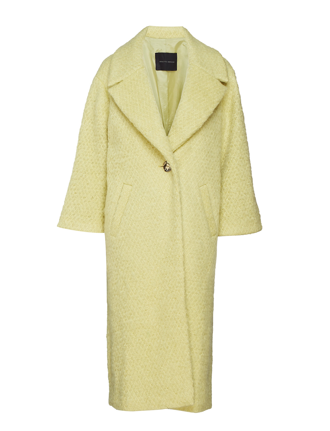 Birgitte Herskind Gemma Jacket - LIME YELLOW