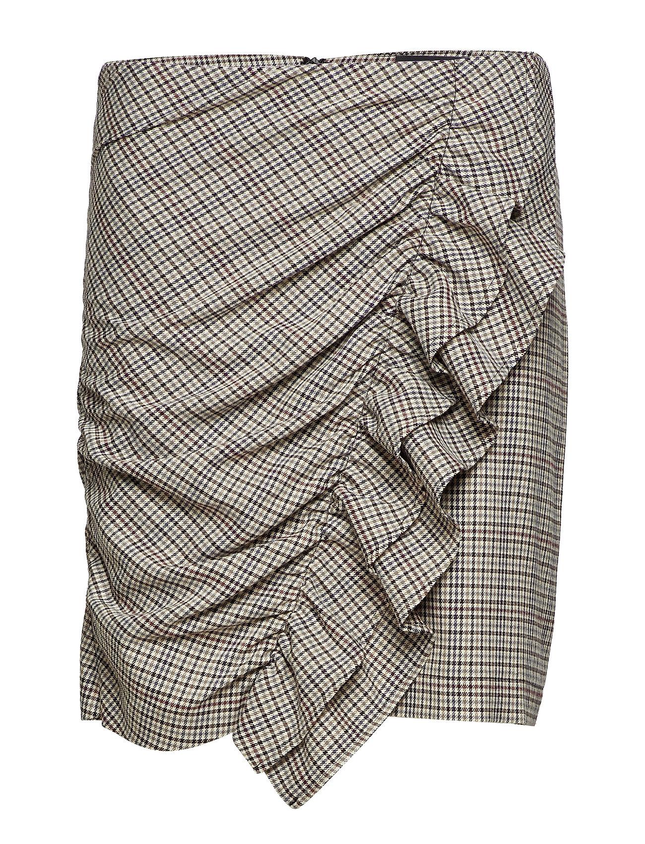 Birgitte Herskind Balco Skirt - CLASSIC CHECK