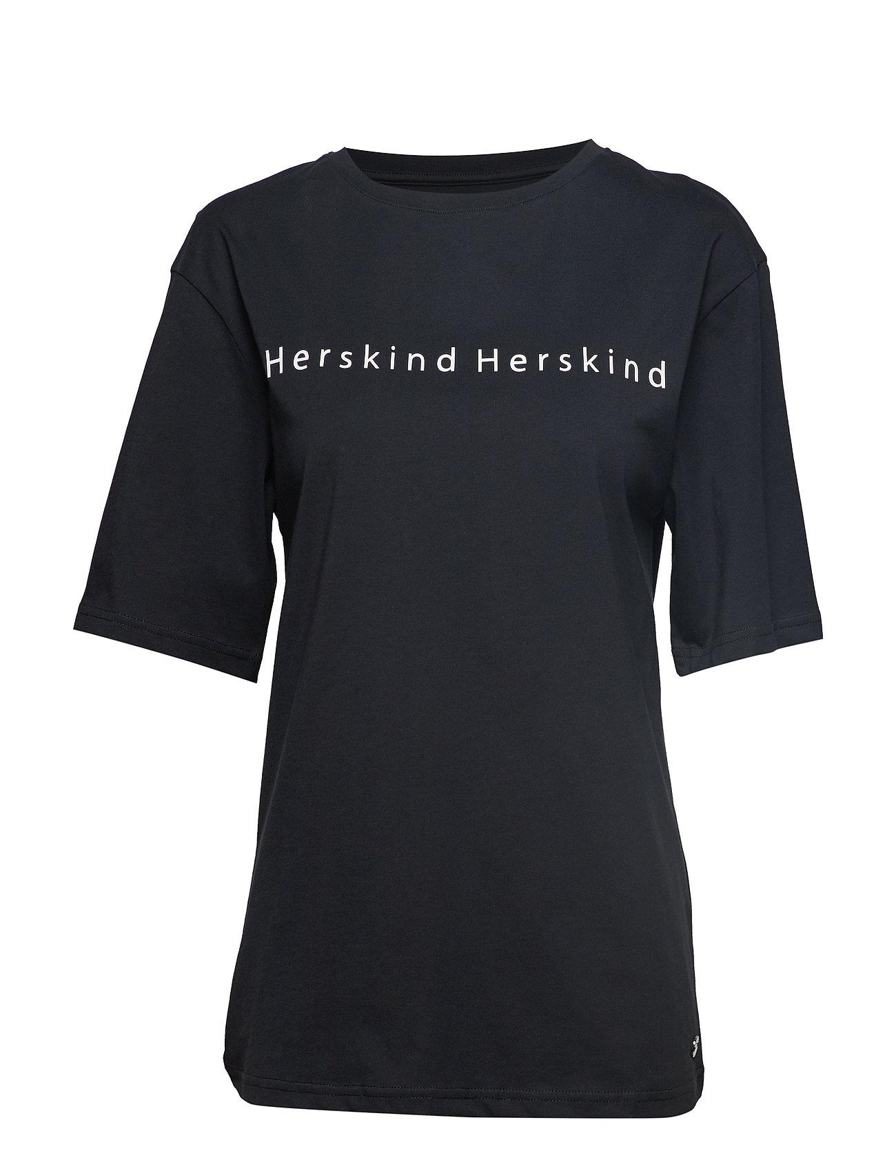 Birgitte Herskind Barbara T-shirt - BLACK