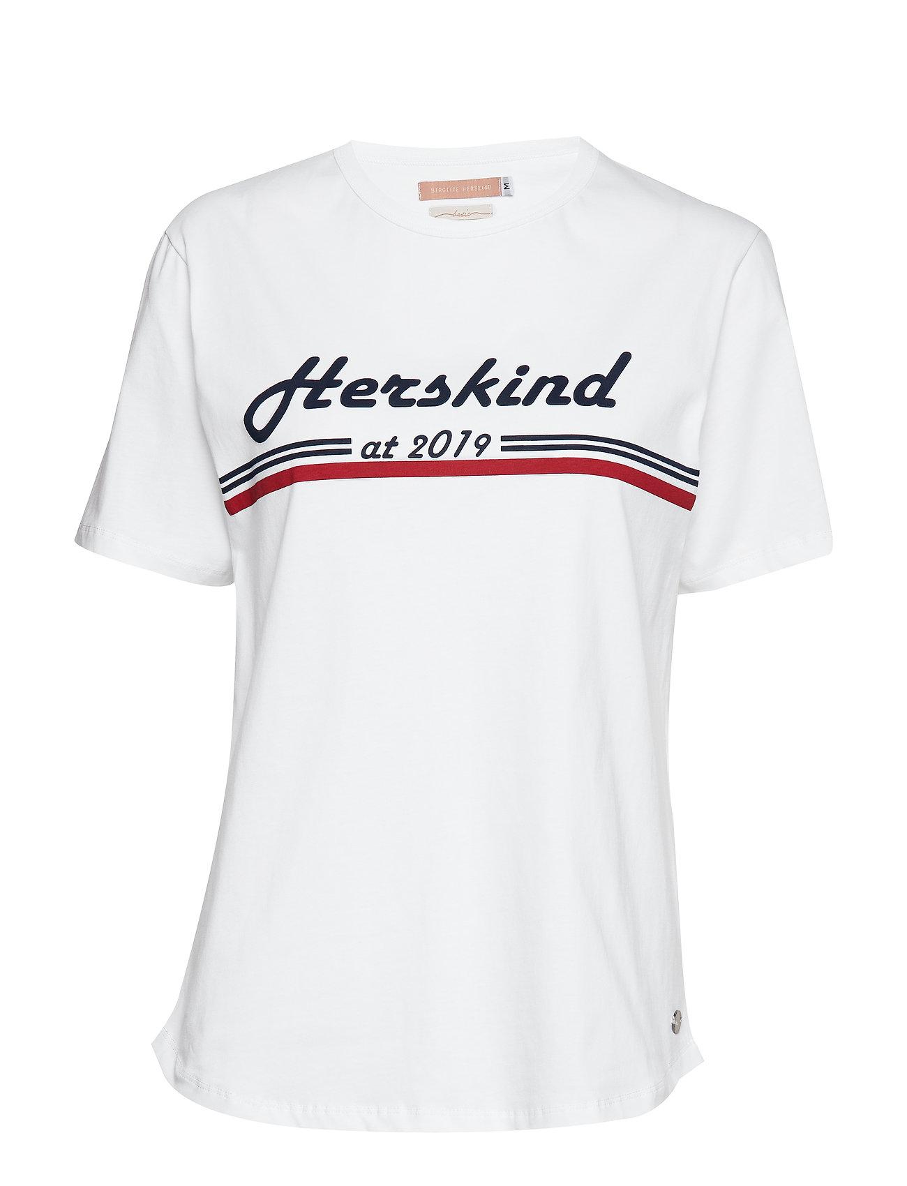 Birgitte Herskind Michelle T-shirt - WHITE