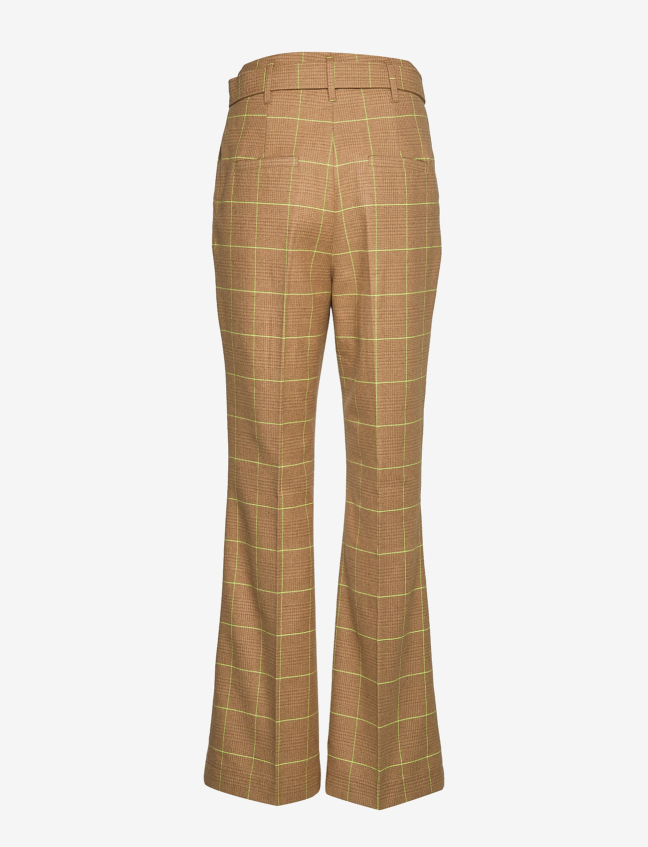 Note Pants (Camel Checks) - Birgitte Herskind pAqFb3