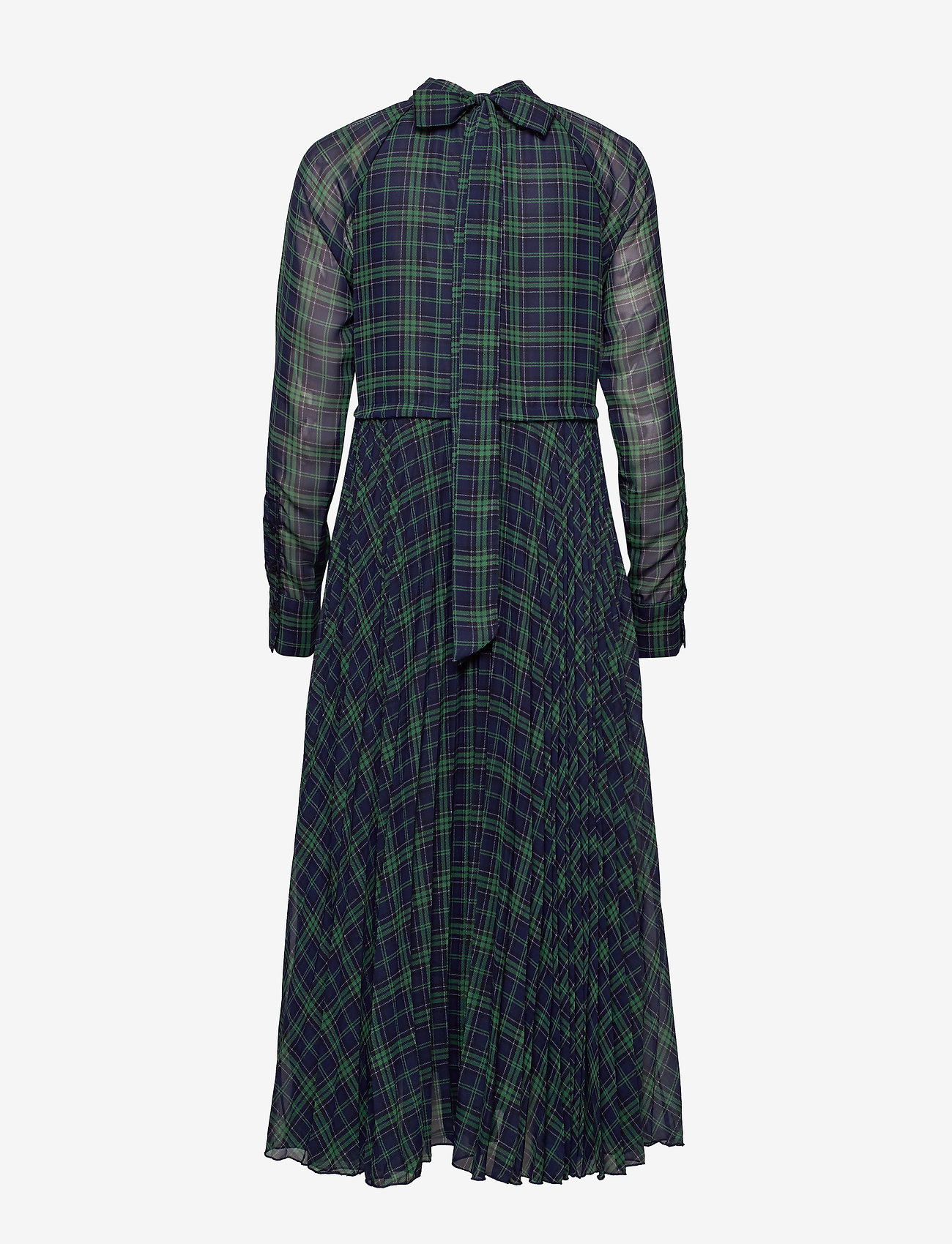 Nima Long Dress (Tartan) (1619.40 kr) - Birgitte Herskind