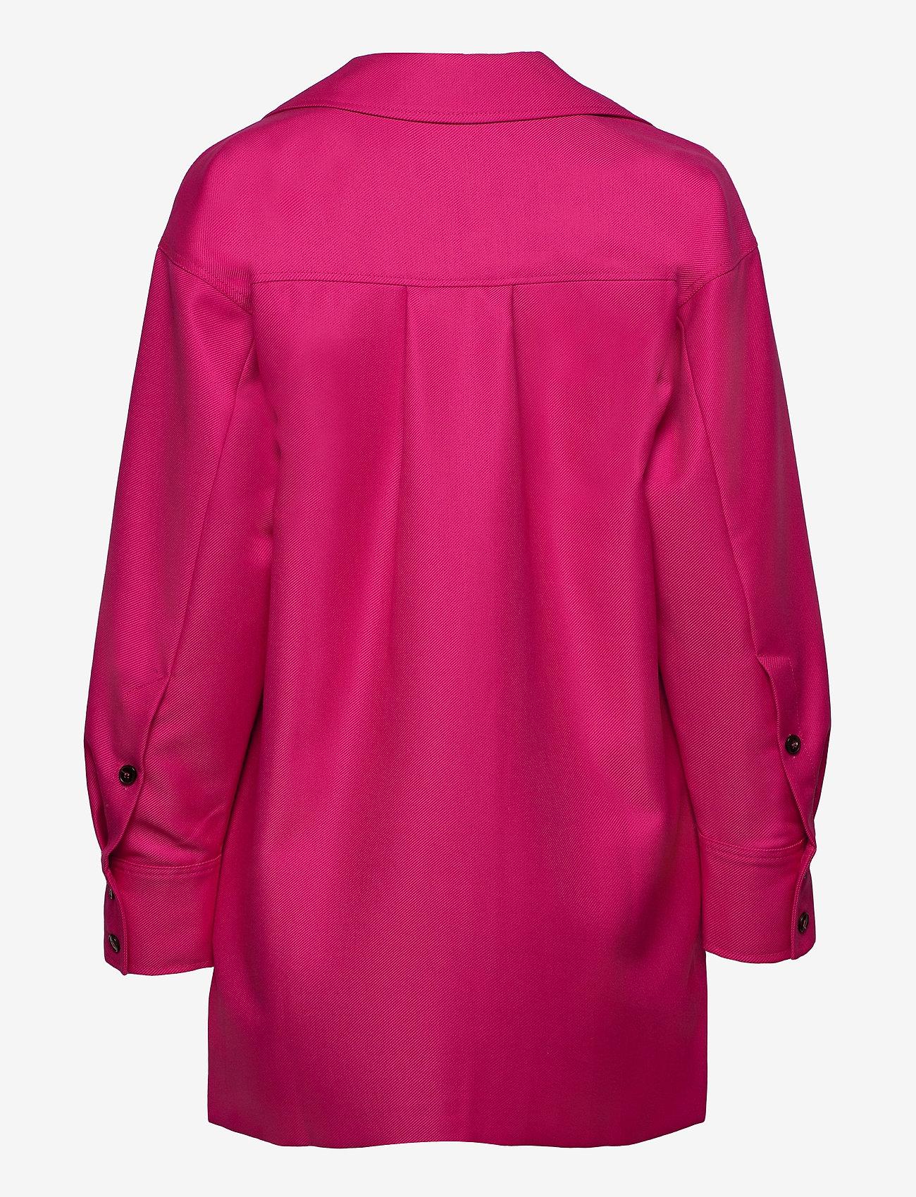 Birgitte Herskind - Amber Shirt - overshirts - pink - 1