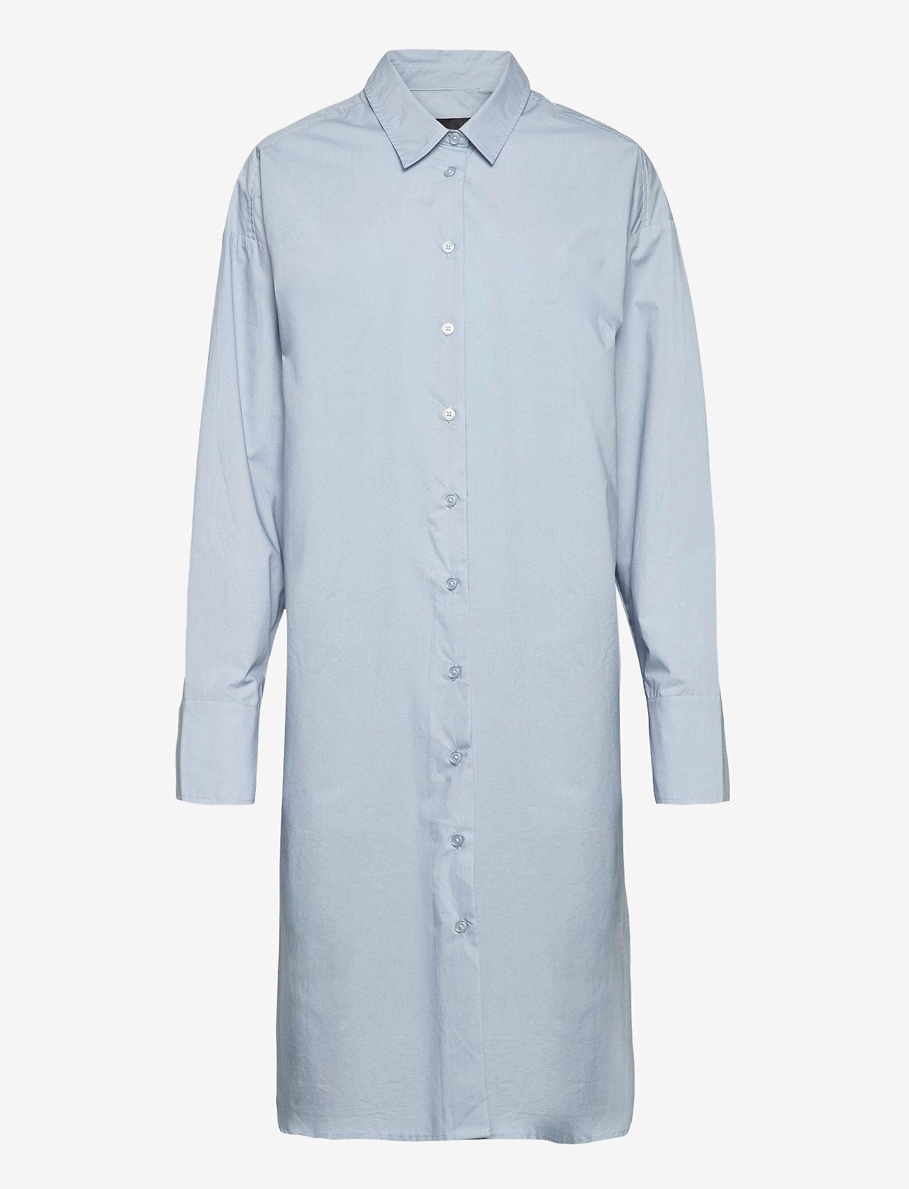 Birgitte Herskind - Nilly Shirt Dress - sommerkjoler - light blue - 0