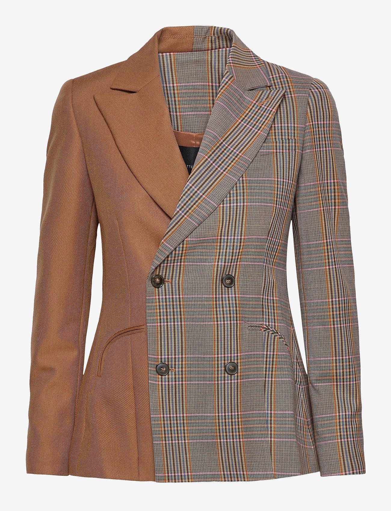 Birgitte Herskind - Jensen Blazer - getailleerde blazers - pink checks - 0