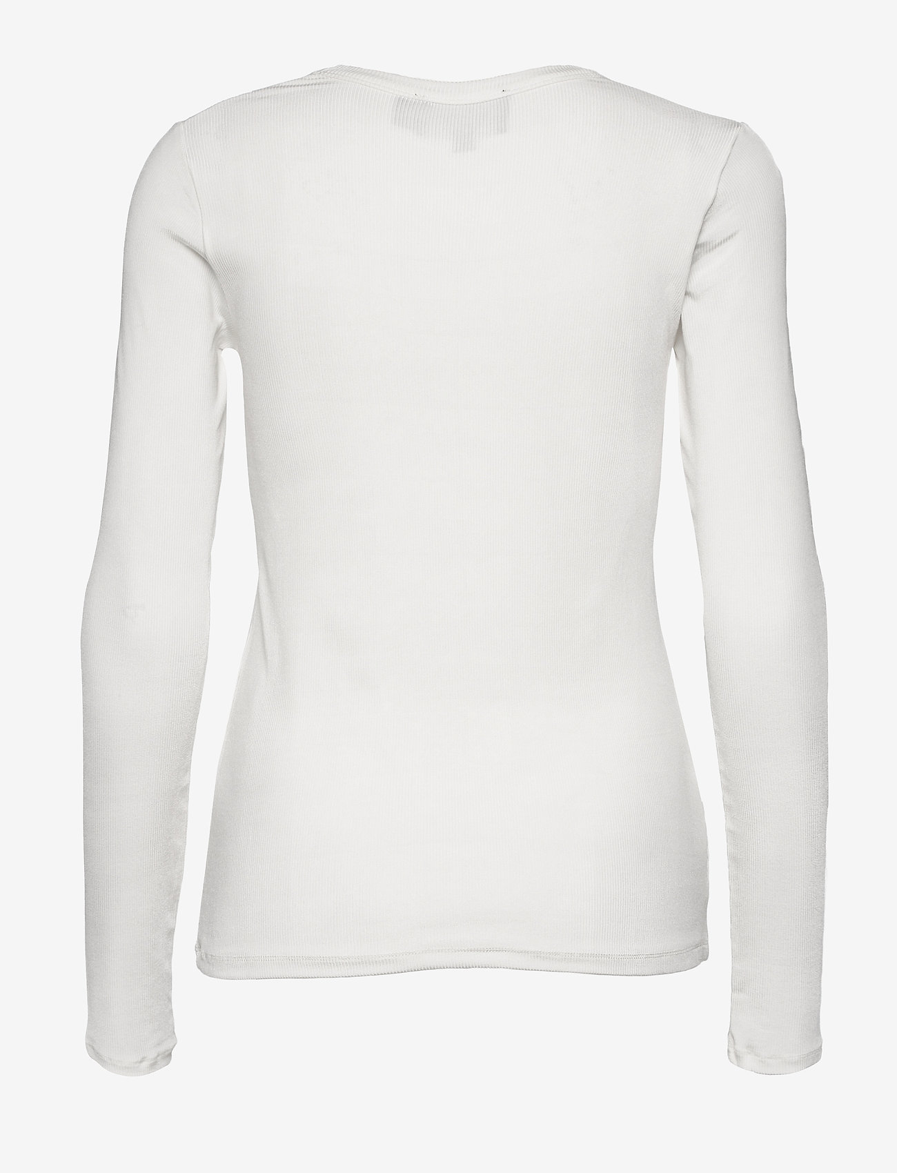 Birgitte Herskind - Indy T-Shirt l/s - langærmede toppe - white - 1