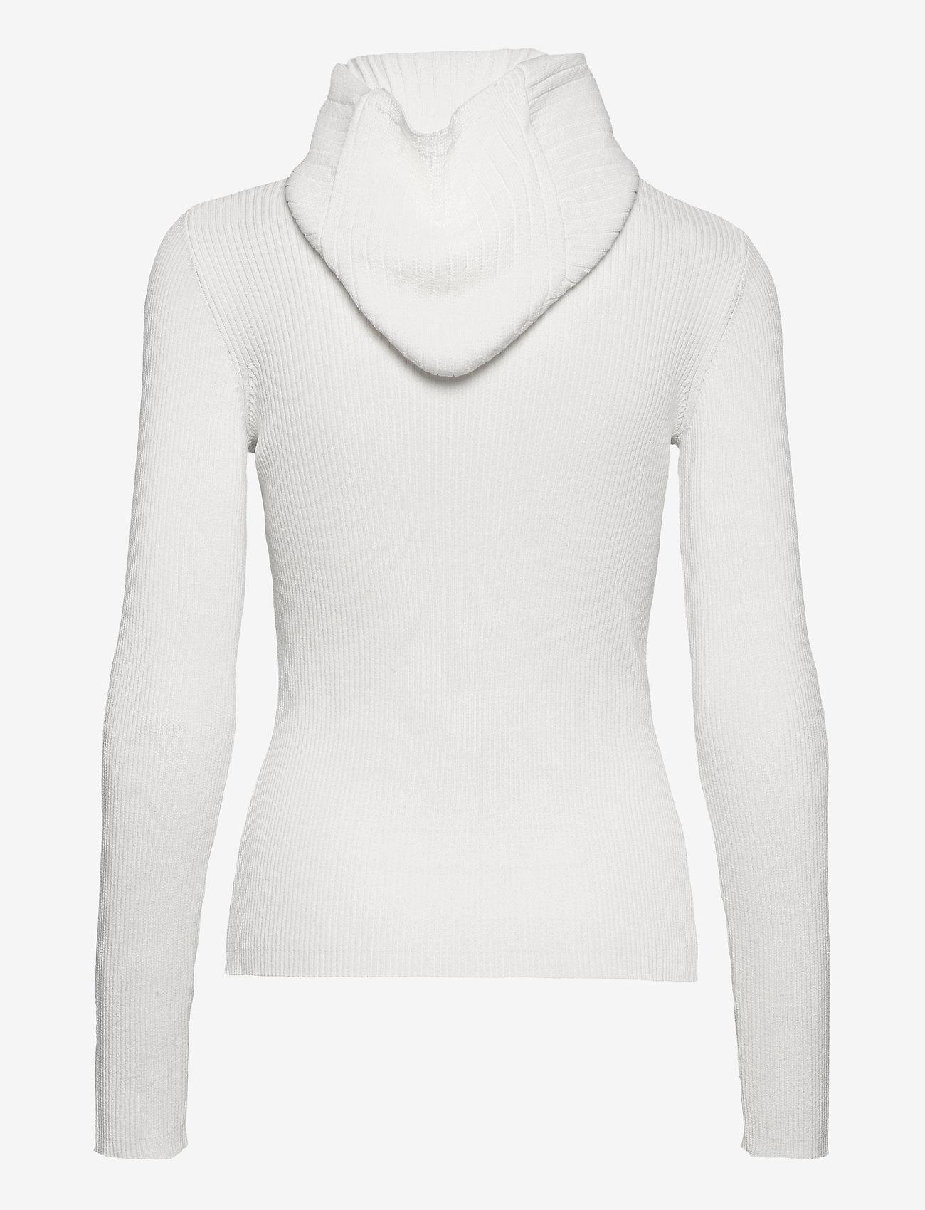 Birgitte Herskind - Babe Hoodie - trøjer - white - 1