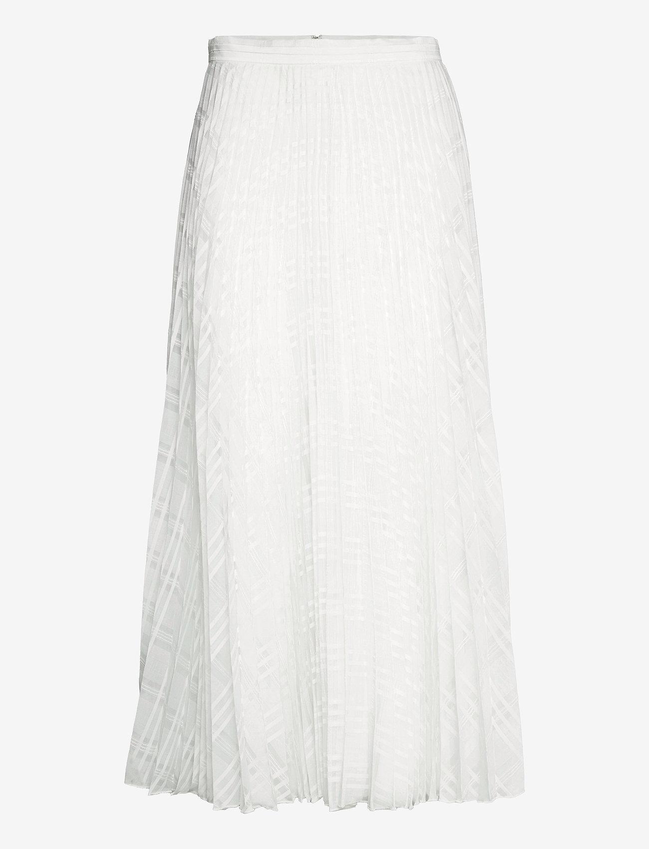 Birgitte Herskind - Nessa Skirt - maxi nederdele - white - 1