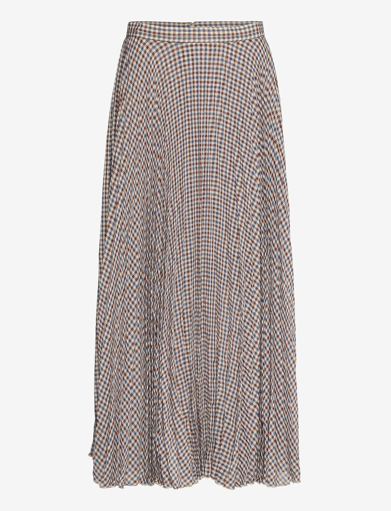 Birgitte Herskind - Nessa Skirt - maxi nederdele - summer checks - 1
