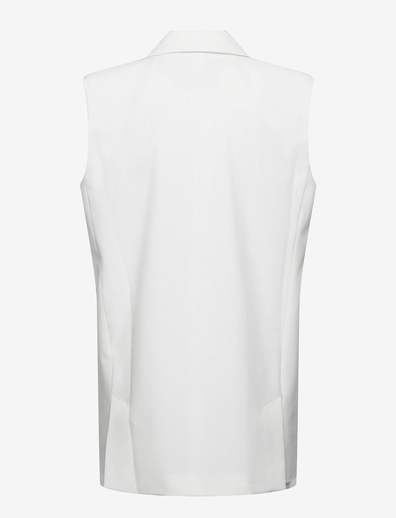 Birgitte Herskind - Phoebe Vest - knitted vests - off white - 1