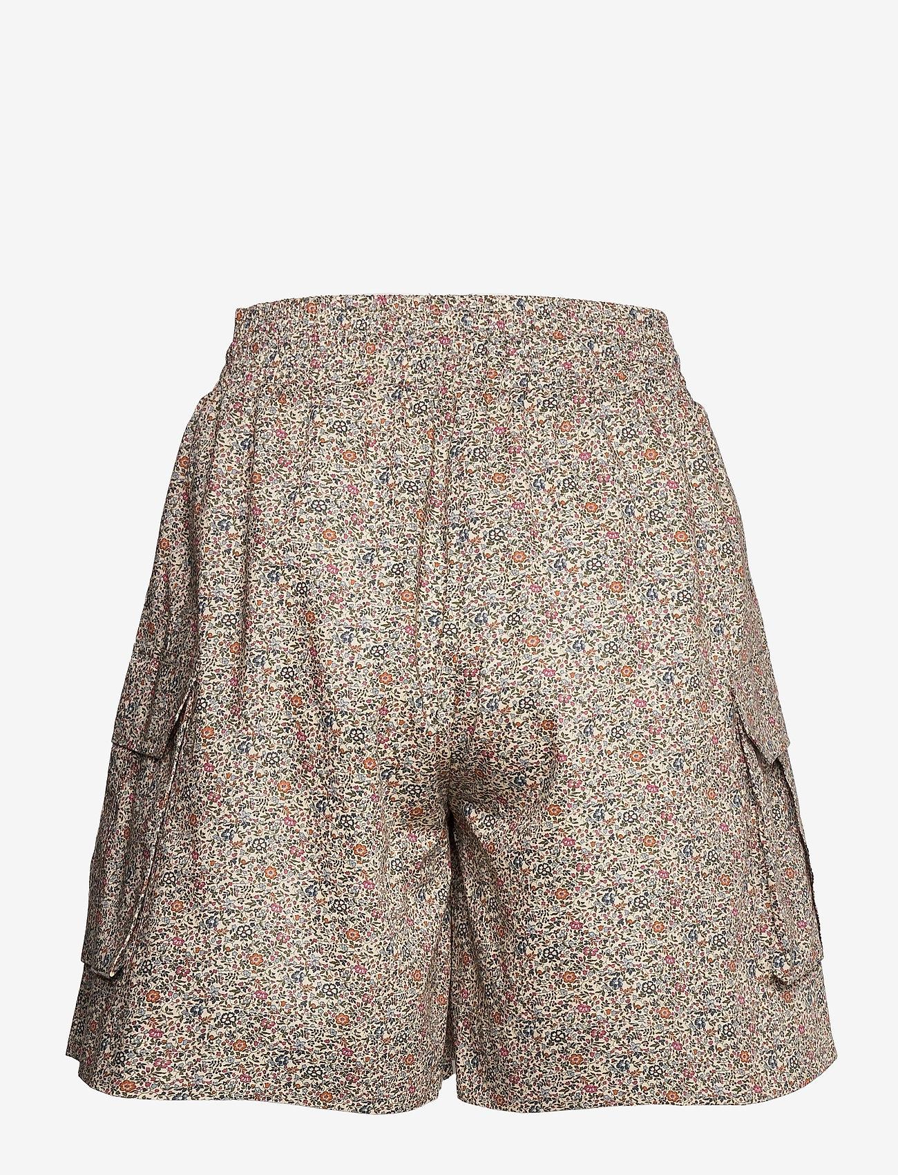 Birgitte Herskind - Berta Shorts - casual shorts - blue liberty - 1