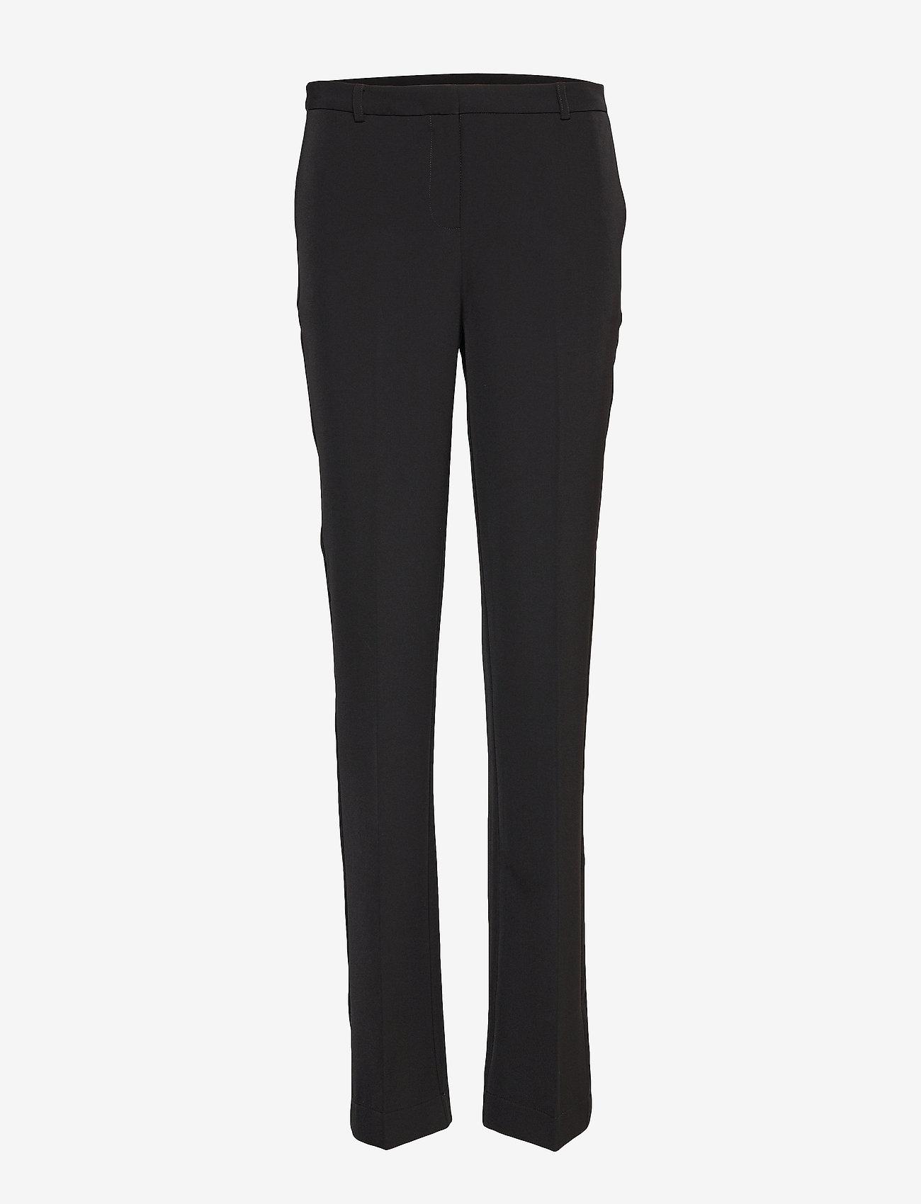 Birgitte Herskind - Nanna Pants - bukser med lige ben - black - 0
