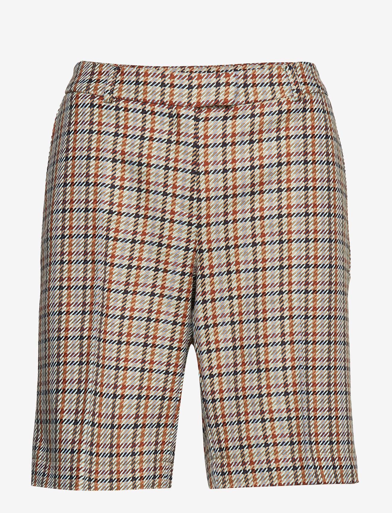 Birgitte Herskind - Para Shorts - bermudas - tan checks - 0