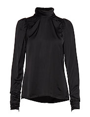 Nora Blouse - BLACK