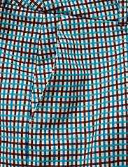 Birgitte Herskind - Para Shorts - bermudas - turquoise & brown checks - 2