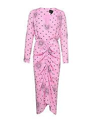 Aria  Dress - PINK SUN