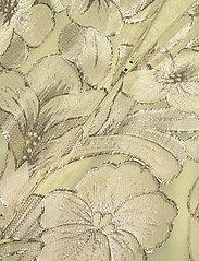 Birgitte Herskind - Addison Blouse - kortærmede bluser - moss glitter - 5