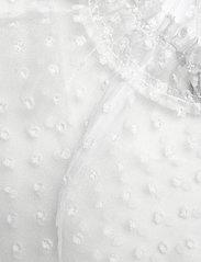 Birgitte Herskind - Grace  Blouse - kortærmede bluser - white - 4