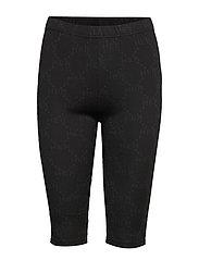 Bike Biker shorts - BLACK LOGO