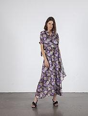 Birgitte Herskind - Raleigh  Dress - omslagskjoler - blooming - 0