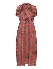Raleigh  Dress - GEOMETRIC