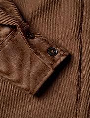 Birgitte Herskind - Amber Shirt - overshirts - brown - 3