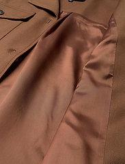 Birgitte Herskind - Amber Shirt - overshirts - brown - 4