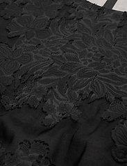 Birgitte Herskind - Wiliam Ltd Blouse - kortærmede bluser - black - 2