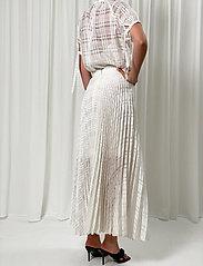 Birgitte Herskind - Nessa Skirt - maxi nederdele - white - 3