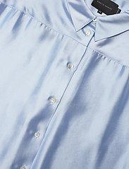 Birgitte Herskind - Melody Shirt Dress - skjortekjoler - light blue - 4