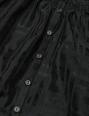 Birgitte Herskind - Karma Dress - skjortekjoler - black - 3