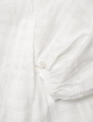 Birgitte Herskind - Karma Dress - skjortekjoler - white - 6