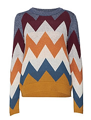 Lea Knit - MULTI COLOUR