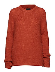 Polly Knit - ORANGE