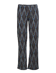 Rome Pants - DISCO BLUE