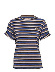 Cee T-Shirt - BLUE STRIPE