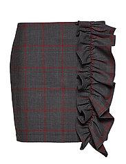 Rosa Skirt - POW CHECKS