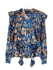 Fie Shirt - FLOWERS