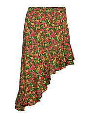 Saccy Skirt - GARDEN FLOWERS