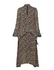 Sienna Dress - HARVEST FLOWER