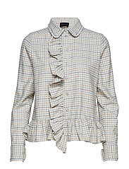 Mathilde Shirt - CLASSY CHECKS