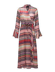 Rillo Dress - MULTI STRIPE